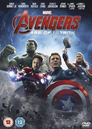 Avengers: Age of Ultron Online DVD Rental