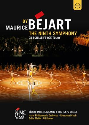 Rent The 9th Symphony by Maurice Béjart Online DVD Rental
