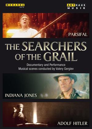 Rent The Searchers of the Grail Online DVD Rental