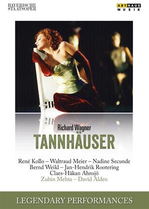 Rent Wagner: Tannhauser: Munich National Theater Online DVD Rental