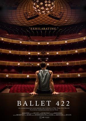 Rent Ballet 422 Online DVD Rental