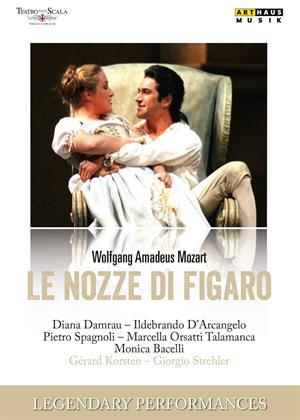 Le Nozze De Figaro: Teatro Alla Scala Online DVD Rental