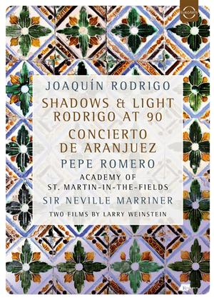 Rent Joaquín Rodrigo: Shadows and Light: Rodrigo at 90/Concierto... Online DVD Rental