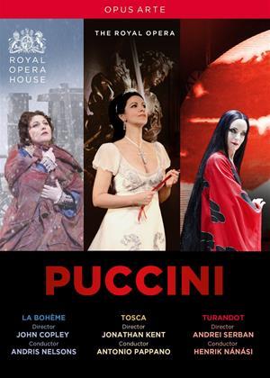 Rent La Bohéme/Tosca/Turandot: Royal Opera House Online DVD Rental