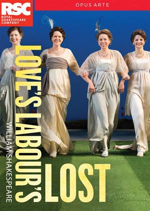 Rent Love's Labour's Lost: Royal Shakespeare Company Online DVD Rental