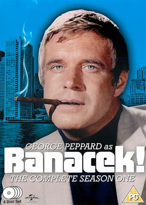 Rent Banacek: Series 1 Online DVD Rental