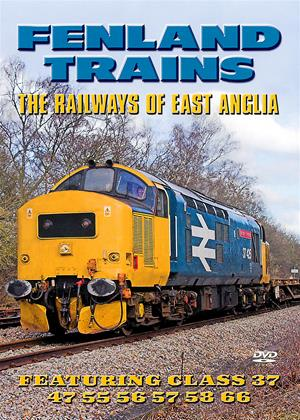 Rent Fenland Trains Online DVD Rental