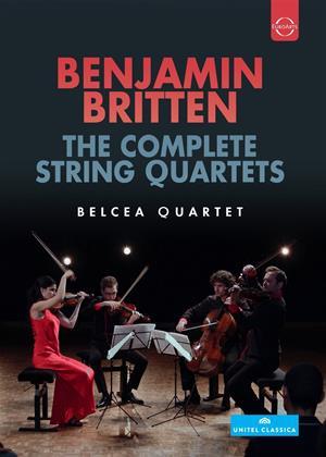 Rent Benjamin Britten: The Complete String Quartets Online DVD Rental