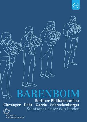 Rent Berliner Philharmoniker: Staatsoper Unter Den Linden Online DVD Rental