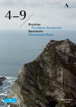 Rent Bruckner: Symphonies Nos. 4-9 Online DVD Rental