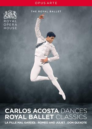 Rent Carlos Acosta Collection: The Royal Ballet Online DVD Rental