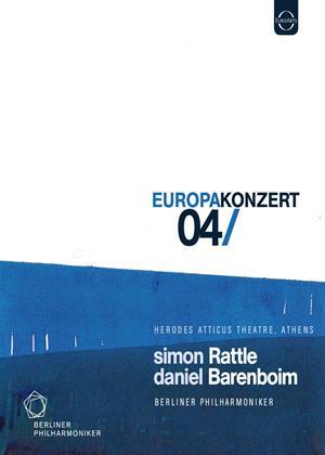 Rent Europa Konzert 2004 Online DVD Rental