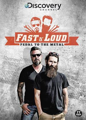 Rent Fast N' Loud: The Pedal to the Metal Online DVD Rental