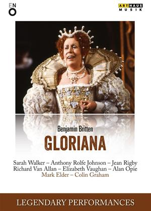 Rent Gloriana: English National Opera (Elder) Online DVD Rental
