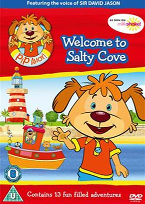 Pip Ahoy!: Welcome to Salty Cove Online DVD Rental