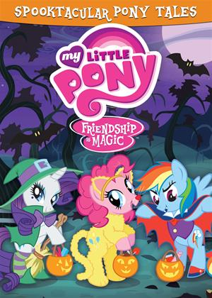 My Little Pony: Friendship Is Magic: Spooktacular Pony Tales Online DVD Rental