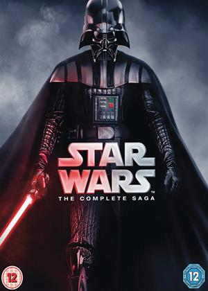 Rent Star Wars: The Complete Saga Online DVD Rental