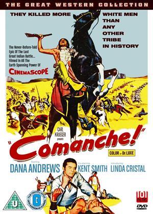 Comanche Online DVD Rental