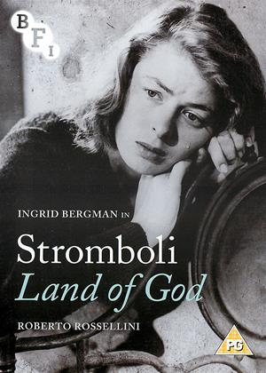 Stromboli, Land of God Online DVD Rental
