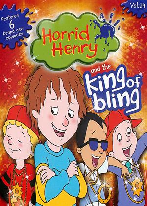Rent Horrid Henry: King of Bling Online DVD Rental