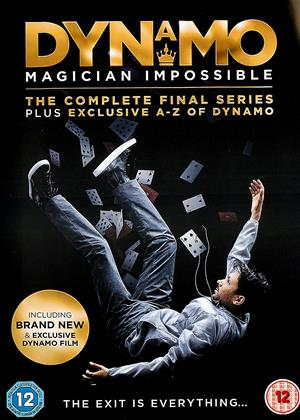 Dynamo: Magician Impossible: Series 4 Online DVD Rental