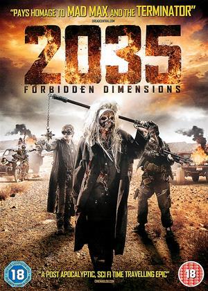 2035: Forbidden Dimensions Online DVD Rental
