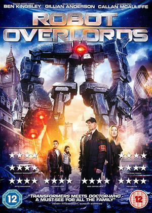 Robot Overlords Online DVD Rental