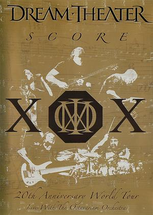 Dream Theater: Score Online DVD Rental