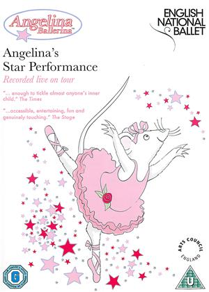 Angelina Ballerina: Star Performance: English National Ballet Online DVD Rental
