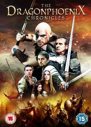 The Dragonphoenix Chronicles: Indomitable Online DVD Rental