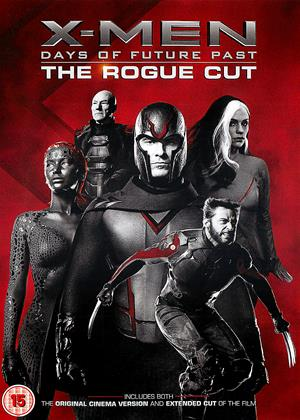 X-Men: Days of Future Past: The Rogue Cut Online DVD Rental