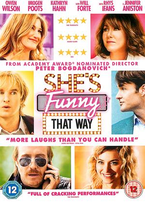 She's Funny That Way Online DVD Rental