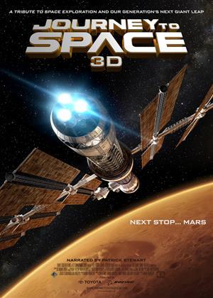 Rent Journey to Space Online DVD Rental