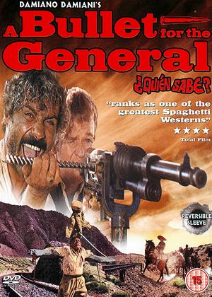 Rent A Bullet for the General (aka Quien Sabe?) Online DVD Rental