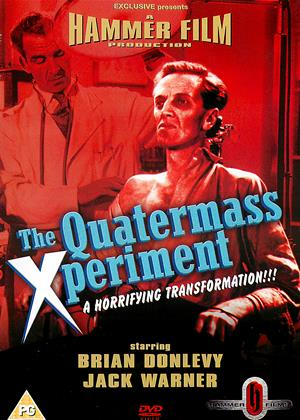 The Quatermass Xperiment Online DVD Rental