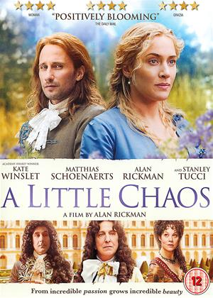 A Little Chaos Online DVD Rental