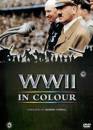World War II in Colour: Collection Online DVD Rental