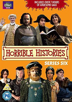 Horrible Histories: Series 6 Online DVD Rental