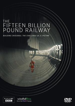 The Fifteen Billion Pound Railway Online DVD Rental