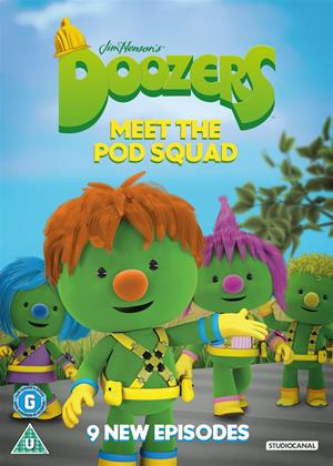 Doozers: Meet the Pod Squad Online DVD Rental