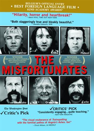 Rent The Misfortunates (aka De helaasheid der dingen) Online DVD Rental