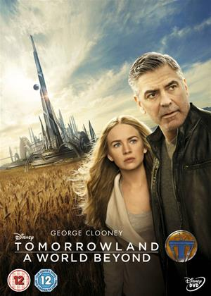 Tomorrowland: A World Beyond Online DVD Rental