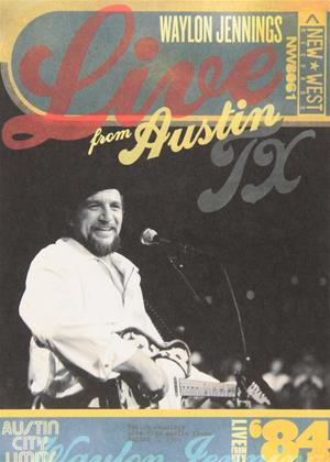 Rent Waylon Jennings: Live from Austin, TX Online DVD Rental