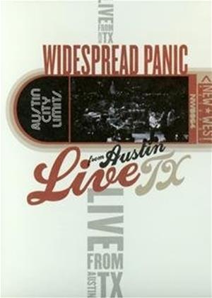 Rent Widespread Panic: Live from Austin, TX Online DVD Rental