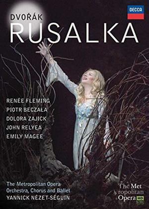 Rusalka: Metropolitan Opera (Nézet-Séguin) Online DVD Rental