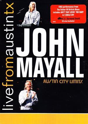Rent John Mayall: Live from Austin, TX Online DVD Rental
