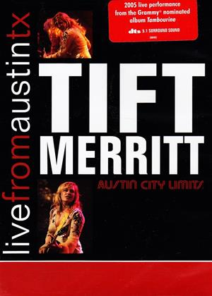 Rent Tift Merritt: Live from Austin, TX Online DVD Rental