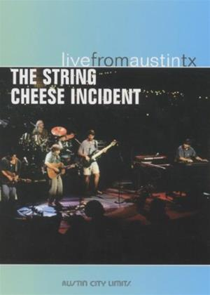 The String Cheese Incident: Live from Austin, TX Online DVD Rental