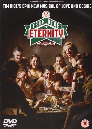 Rent From Here to Eternity: The Musical Online DVD Rental