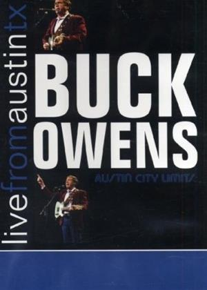 Rent Buck Owens: Live from Austin, TX Online DVD Rental